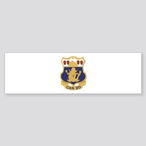 DUI - 3rd Battalion 15th Infantry Regiment Sticker
