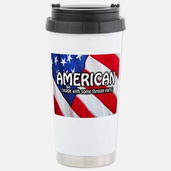 American (Made With Some Foreig Stainless Steel Tr