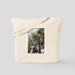 Montmartre 2 Tote Bag