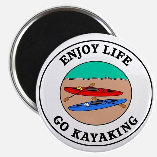kayaking1 Magnet