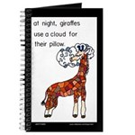 Giraffe Dream Journal
