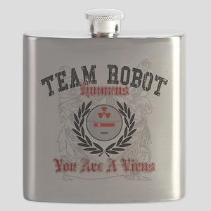 Team Robot for Light Flask