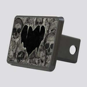 bleak-heart_12x18 Rectangular Hitch Cover
