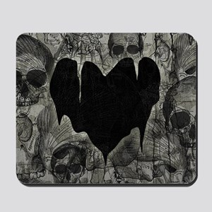 bleak-heart_12x18 Mousepad