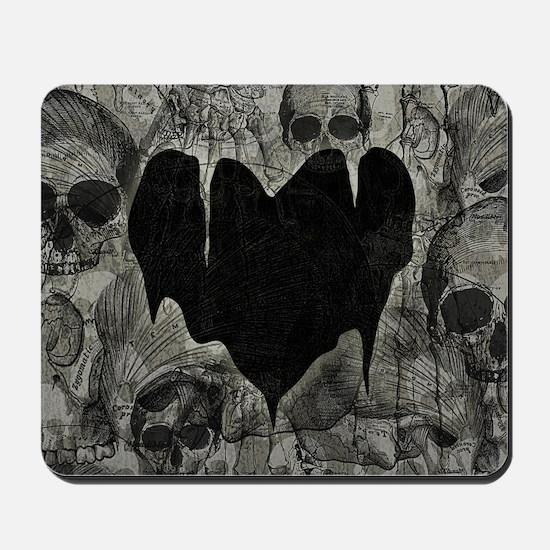 bleak-heart_12x18 Mousepad