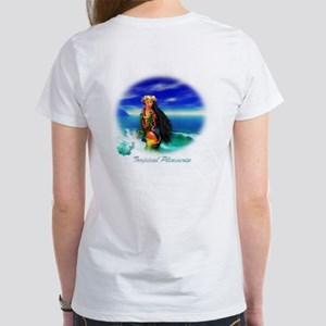 Tropical Pleasures Women's T-Shirt