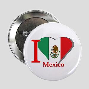I love Mexico Button