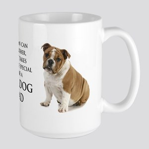 Bulldog Dad Mugs