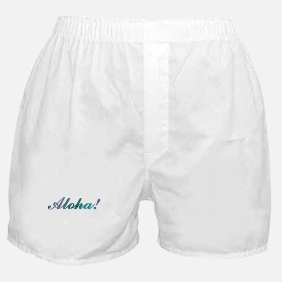 Tropical Pleasures Boxer Shorts