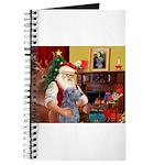 Santa's Scottish Deerhound Journal