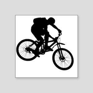 """ride_bk Square Sticker 3"""" x 3"""""""