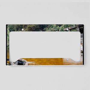 Buller-River-139-18-awhisman License Plate Holder