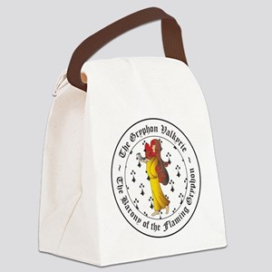 GP Valkyrie Color Canvas Lunch Bag