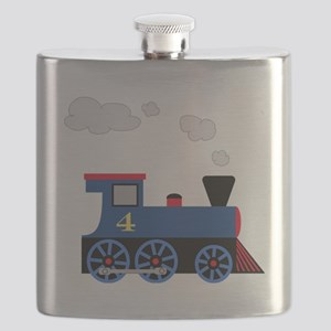 train age 4 blue black Flask