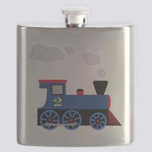 train age 2 blue black Flask