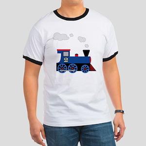 train age 2 blue black Ringer T