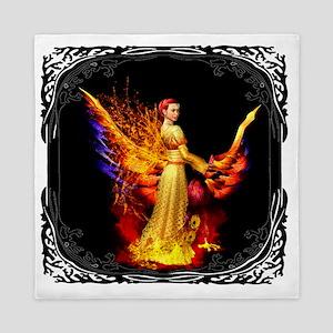 phoenix 2 Queen Duvet