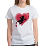 Valentine's Day Women's T-Shirt Cupid Love Gifts