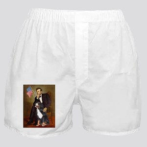 5.5x7.5-Lincoln-Bernese.png Boxer Shorts