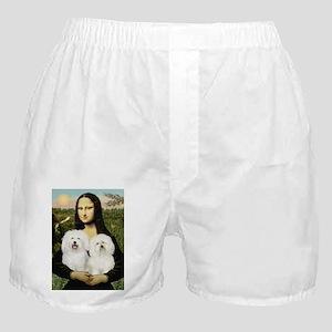 MONA-Bolognese PAIR Boxer Shorts
