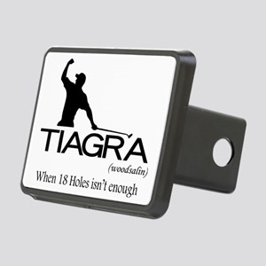 2-Tiagra Rectangular Hitch Cover