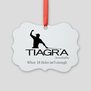 2-Tiagra Picture Ornament
