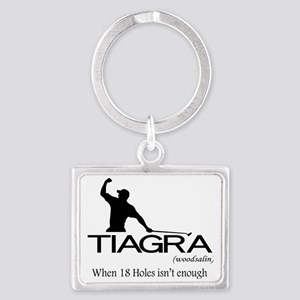 2-Tiagra Landscape Keychain