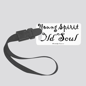 spiritsoul_sq Small Luggage Tag