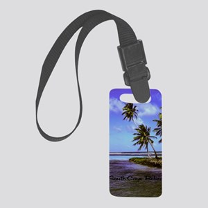South Caye Belize 2.91x4.58 Small Luggage Tag