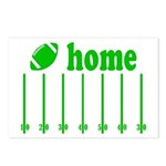 Home is a Football Field Postcards (Package of 8)