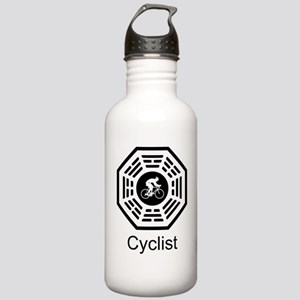 2-Cycling_men Stainless Water Bottle 1.0L