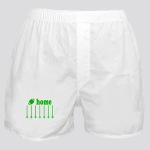 Home is a Football Field Boxer Shorts