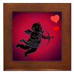 Valentine's Gifts Framed Tile for Valentine's Day
