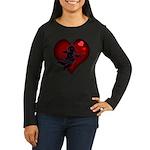 Valentine's Cupid Women's Long Sleeve Shirt