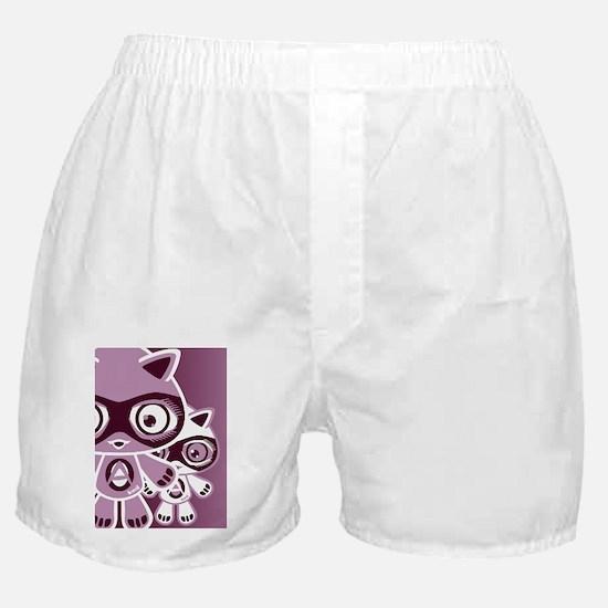AdorableGreetCardStencilP Boxer Shorts