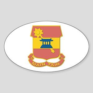 DUI - 703rd Brigade - Support Battalion Sticker (O