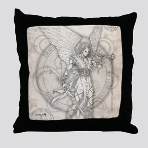 GabrielSquare Throw Pillow