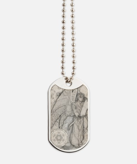 MetatronNEW10x14 Dog Tags
