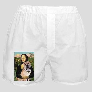 MP-MONA-Sharpei5 Boxer Shorts