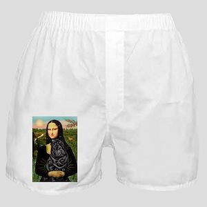 MP-MONA-Sharpei-Blk-6 Boxer Shorts