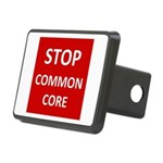 Stop Common Core Hitch Cover
