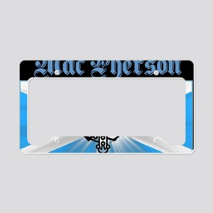 design026 License Plate Holder