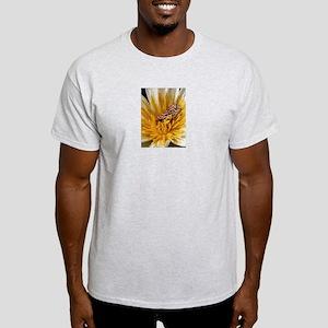 Frog hiding in a flower Light T-Shirt