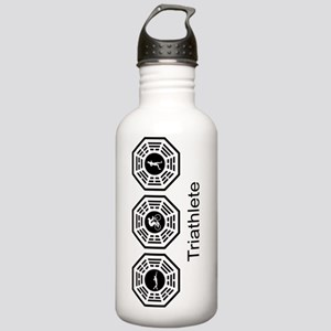 Copy of Triathlete_men Stainless Water Bottle 1.0L