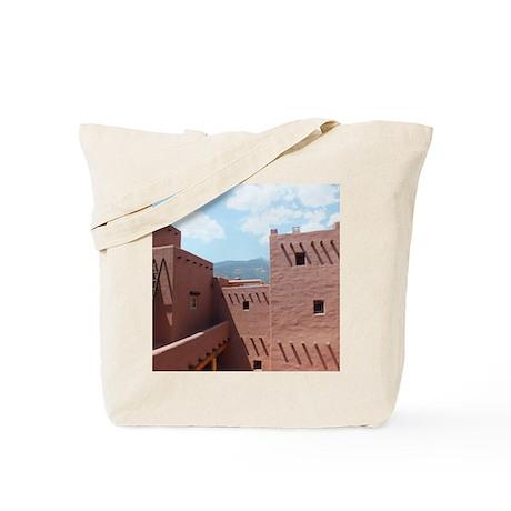 Manitou Springs Cliff Dwellings Colorado Tote Bag