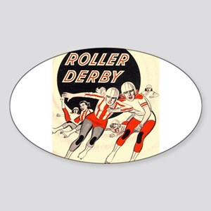 Roller Derby Advertisemnt Image Retro Derby Girl S