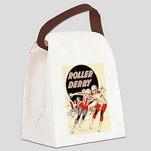 Roller Derby Advertisemnt Image Retro Derby Girl C