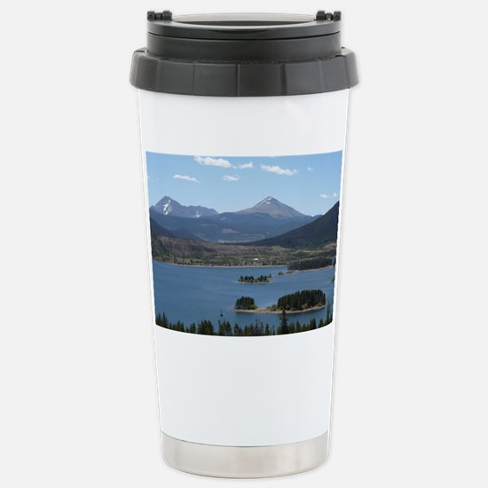 Lake Dillon Frisco Colorado Nat Stainless Steel Tr
