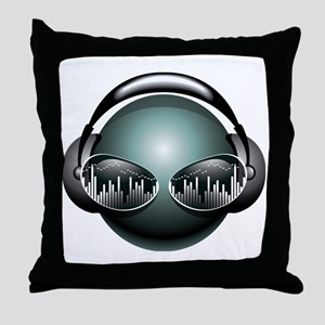 dj4 Throw Pillow
