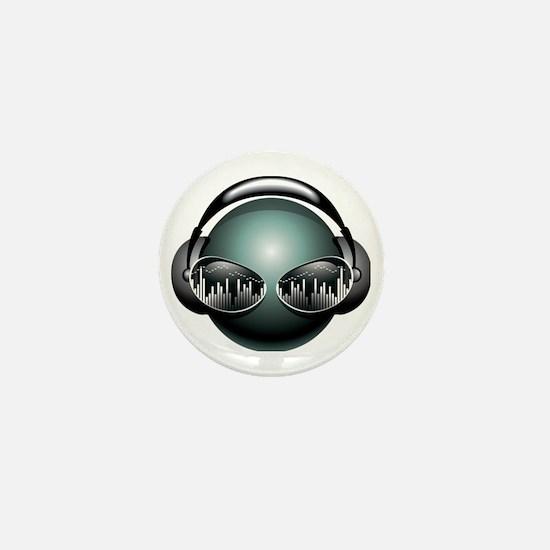 dj3 Mini Button